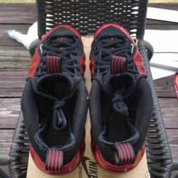 "Nike foamposite ""metallic red""..."
