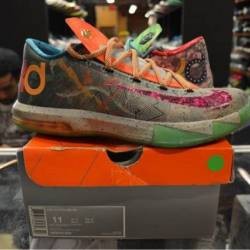 """Kd vi """"what the"""" size 11"""