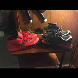 Kyrie 1s & kd 7 bad apples