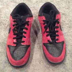 100% authentic nike dunk low p...