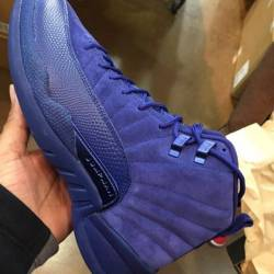 Air jordan 12 deep royal blue gs