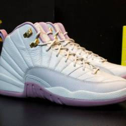 4256403495f0 BUY Air Jordan 12 GS - Heiress Plum Fog