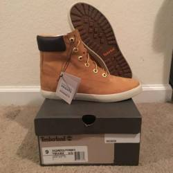Timberland flannery boot