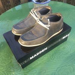 Madden global-grey size 7
