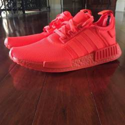 Solar red adidas nmd