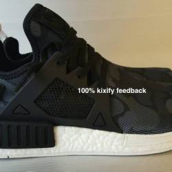 Adidas nmd xr1 duck camo black