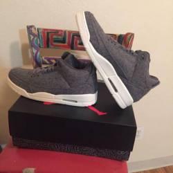 BUY Air Jordan 3 Wool  c4dbef988