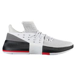 Adidas dame 3- white