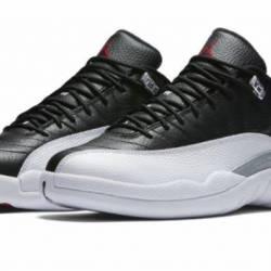 Jordan 12 low playoffs