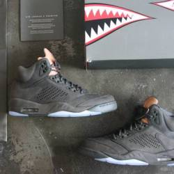 Air jordan 5 prem take flight