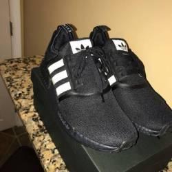 Adidas triple black nmd