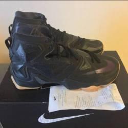 Nike lebron 13 - black lion