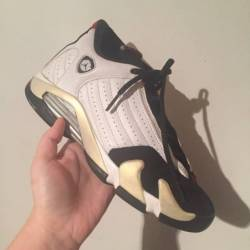 Air jordan retro 14 - black to...