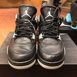 Jordan 4 oreo size 9.5 pre owned