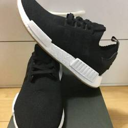 ee31ecd3a Womens Adidas NMD R1 Trail W Nomad Utility Black Craft Chili