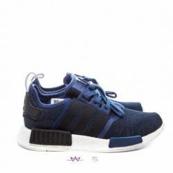 Nmd_r1 dark blue sz 9.5 ds by2...