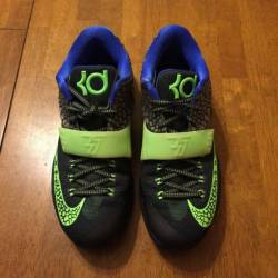 Nike kd 7 - electric eel