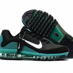 Nike air max 2017 black, green...