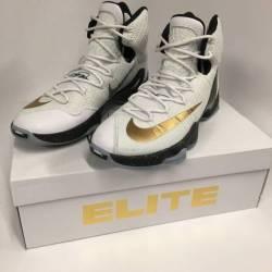 Nike lebron 13 elite - gold