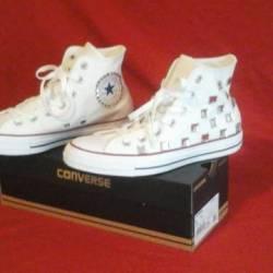 Custom converse chuck taylors ...