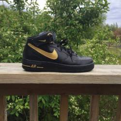 "Nike air force 1 custom ""luxur..."
