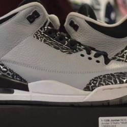 Jordan 3 wolf grey size 10.5 p...