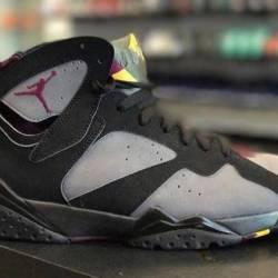 Jordan 7 bordeux size 9.5 pre ...
