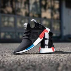 Quick Unboxing Adidas NMD XR1 PK in White adidasoriginals
