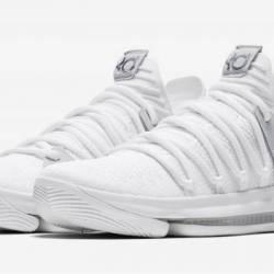 Nike kd 10 still kd white chro...