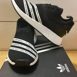 Adidas nmd r_2 wm white mounta...