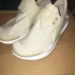 Nike wmns sock dart light bone