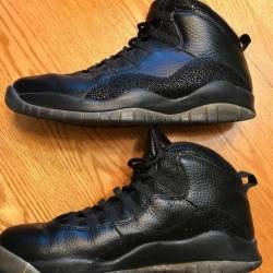 Air jordan 10 ovo - black