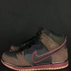 "Nike sb dunk hi ""reign in blood"""