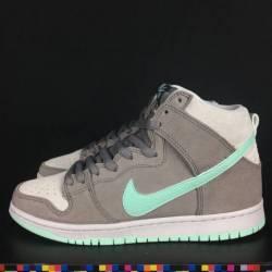 "Nike sb dunk hi ""mint green"""