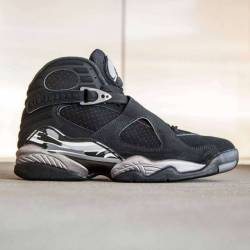 Air jordan 8 chrome