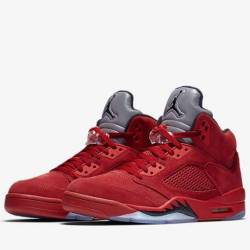 Air jordan 5 retro flight suit...