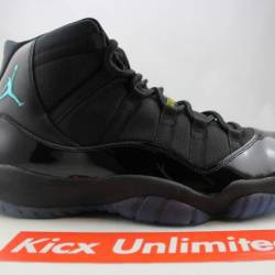 Air jordan 11 retro gamma blue...