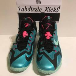 "Nike lebron xi low ""south beac..."