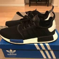Adidas nmd - black mesh
