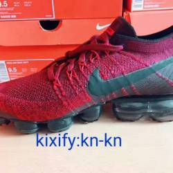 Nike air vapormax team red bra...
