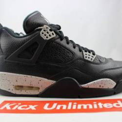 Air jordan 4 retro oreo sz 12 ...