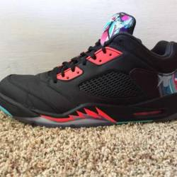 Jordan 5 low chinese new year