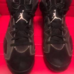 Nike air jordan laker 6's sz 9...