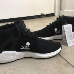Black adidas x mastermind japa...