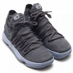 Nike kd 10 dark grey reflectiv...