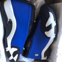 Air jordan 14 low - laney