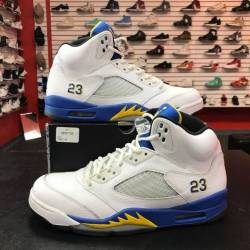 Air jordan 5 laney (2013)