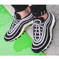 Nike air max 97 black volt w r...
