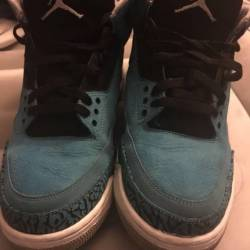 Jordan 3 powder blue