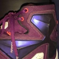 Nike lebron 13 written in the ...